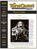 David Lindley - Tone Quest Article
