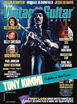 David Lindley - Vinatage Guitar Magazine